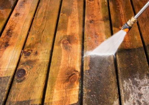 Wood Revitalization